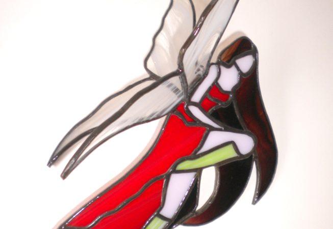 Mobile personnalisé représentant une fée unique
