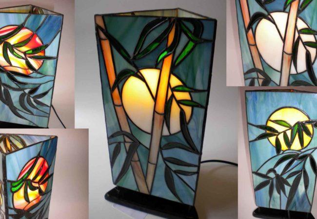 Lampe zen style japonais pour une décoration d'intérieur personnalisée et unique
