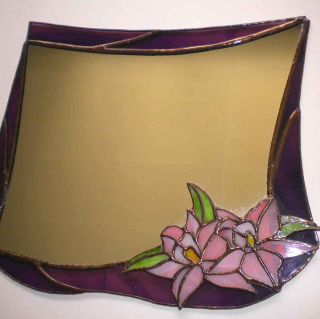 Miroir en verre et miroirs personnalisé pour décoration unique et intérieur original